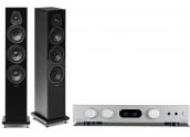 Audiolab 6000A + Sonus...