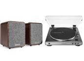Audio Technica LP60XUSB +...