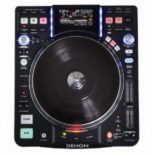 Denon DN-S3700 Controlador y reproductor de CD/MP3 con plato de tracción directa