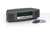 Bose Wave System sistema de sonido con Radio, CD (lee MP3), despertador, entrada