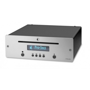 Project CD Box SE Lector CD tamaño MINI 20x7x20 cms. Salida digital.