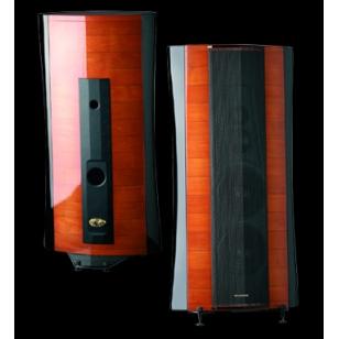 Sonus Faber Stradivari Homage Altavoz de suelo, 3 vias. Puerto reflex trasero. 4