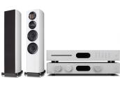 Audiolab 8300A + 8300CDQ +...