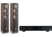 Audiolab 6000A + Dali Oberon 5