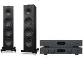 Audiolab 6000A + 6000CDT +...