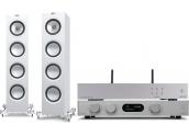 Audiolab 8300A + 6000N +...