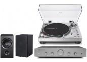 Cambridge Audio AXA25 + PSB...