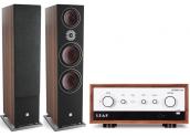LEAK Stereo 130 Walnut +...