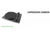 Giradiscos Project 1Xpression Carbon