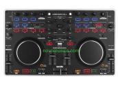 Controlador Denon DN-MC2000 Controladora MIDI para DJ Denon MC2000 con software