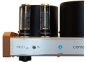 Opera Consonance M100 plus Amplificador integrado 2x40 w. Valvulas EL34.