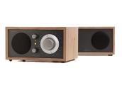 Tivoli Audio Model Two Radio portátil estéreo radio AM/FM diseño retro entrada a