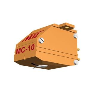 Van den Hul MC 10 Special Capsula MC, bobina móvil. Cantilever de boro. Aguja el