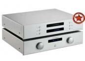Opera a100 linear Amplificador integrado 2x80 watios. Terminales chapados en oro
