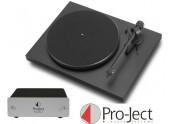 Project Debut III + Phono Box