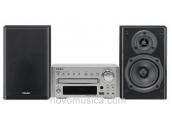 Micro Cadena Teac TC-X350i Dock iPhone/iPod, USB, CD compatible MP3, auxiliar an