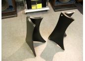Quadraspire QV60 pareja de soportes acabado en madera