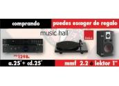 Music Hall a.25 y cd.25