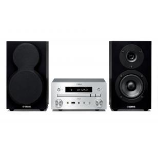Yamaha MCR-750 Equipo de música Micro con reproductor Blu Ray 3D, HDMI 1.4, 30 W