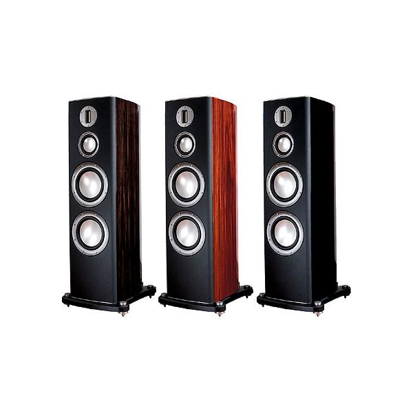 Monitor Audio PL300 Altavoz de suelo, 3 vias. Puerto reflex trasero. 4 Ohmios. V