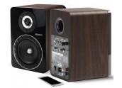 Elipson Prestige Facet 6B BT | Altavoces Auto-Amplificados 70 Watios con Bluetooth, Phono Tocadiscos