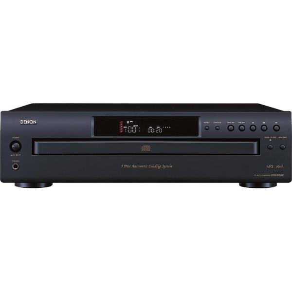 Lector CD múltiple Denon DCM-500 AE
