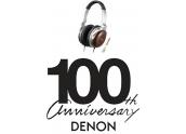 Denon AH-A100 especial 100 aniversario, diafragma de gran tamaño, carcasa madera