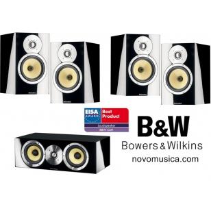 Altavoces Home Cinema B&W CM1 Pack