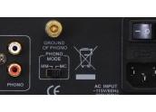Advance Acoustic MAP105 Amplificador integrado 70 Watios, Doble transformador to