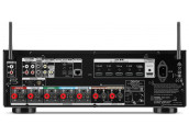 Denon AVR-X1600H | Amplificador Home Cinema con Heos, Dolby Atmos Height, Spotify, Tidal...