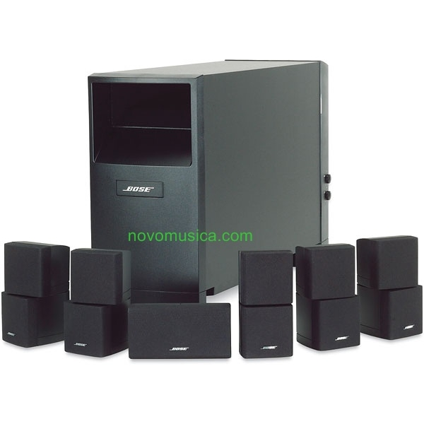 Home Cinema Denon AVR1713 + Bose Acoustimass 10 SIV 1710BD