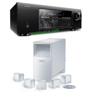 Home Cinema Denon AVR1513 + Bose Acoustimass 6