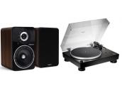 Audio Technica LP5x +...