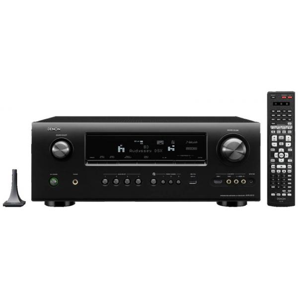 Denon AVR3312 receptor Home Cinema 7x165Watios DLNA Internet Radio Airplay