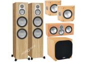 Monitor Audio Silver 500 W12 5.1 | Altavoces Home Cinema - Oferta comprar