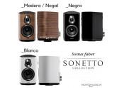 Sonus Faber Sonetto V   Altavoces color Blanco - Negro - Nogal - Wengue   Oferta Comprar