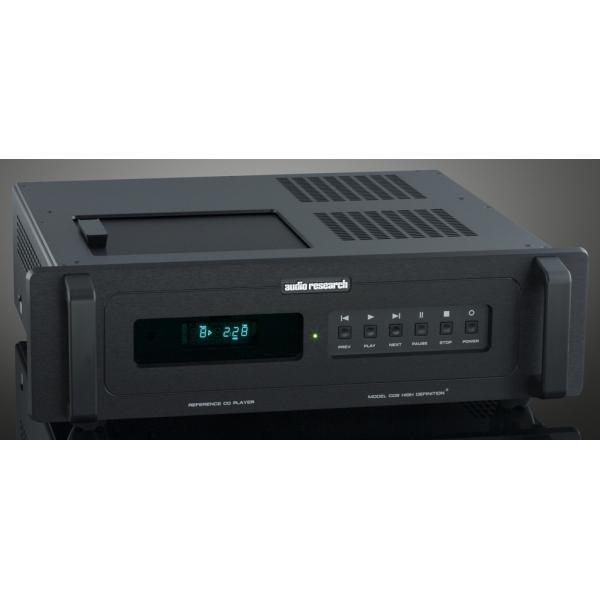 Audio Research CD 8 Lector CD de referencia. Dac interno con salida a valvulas,