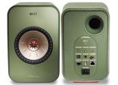 KEF LSX verde
