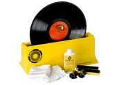 Project Spin Clean Record Washer limpiadiscos manual que incluye líquido, cepill