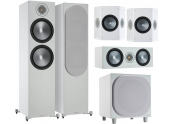 Monitor Audio Bronze 500 FX W10 | Altavoces Home Cinema - Color Negro, Blanco, Nogal, Urban Grey - Oferta comprar