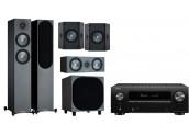 Denon AVR-X2700H + Monitor...