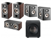 Focal Aria 906 SR900 Noyer...