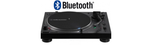 Tocadiscos Bluetooth